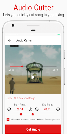 Mstudio: Play,Cut,Merge,Mix,Record,Extract,Convert 2.0.25 gameplay | AndroidFC 2