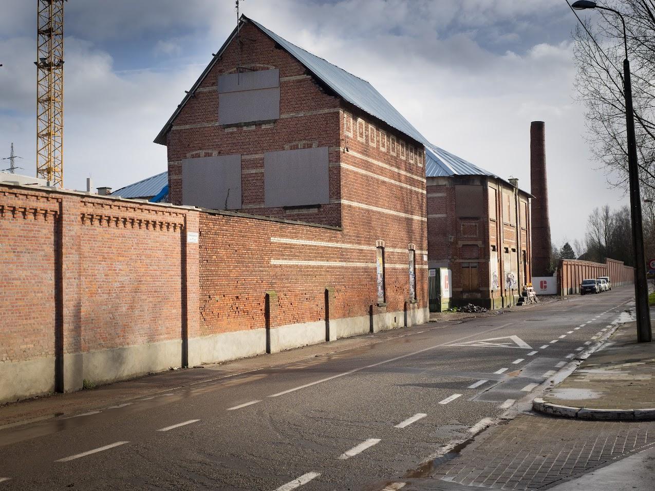 Portiergebouw Schotte - voor de renovatie