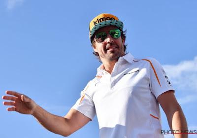 Fernando Alonso staat voor verrassende terugkeer naar de Formule 1