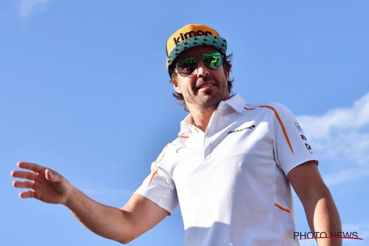 ? Fernando Alonso en Jimmie Johnson kruipen in elkaars huid