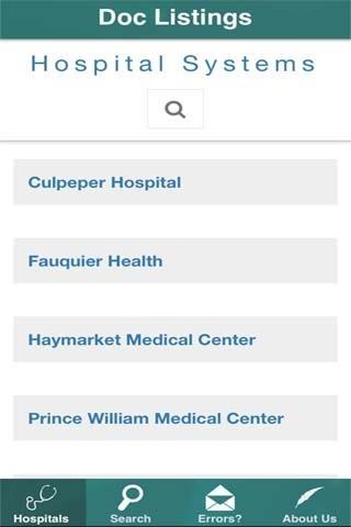 Doc Listings