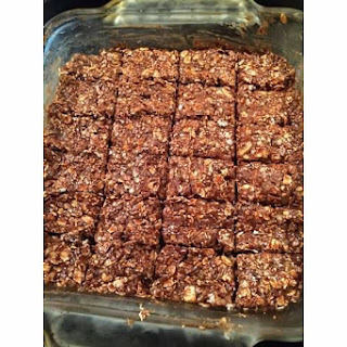 21-Day Fix Chocolate Peanut Butter Protein Bars.