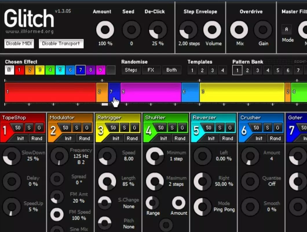 free glitch machine plugin