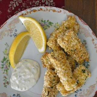 Crispy Summer Flounder over Scallion-Corn Ragout