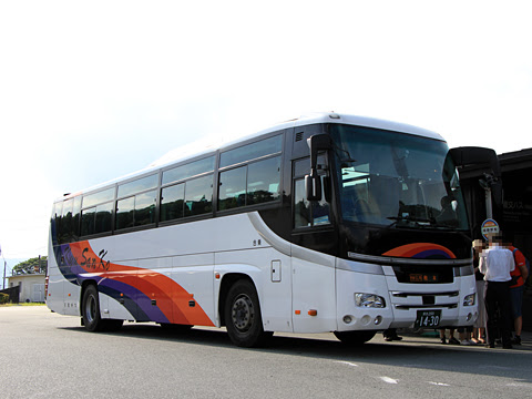 九州産交バス「やまびこ号」 1430
