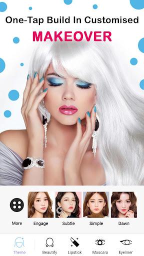 Face Makeup Camera - Beauty Makeover Photo Editor 11.5.33 screenshots 2