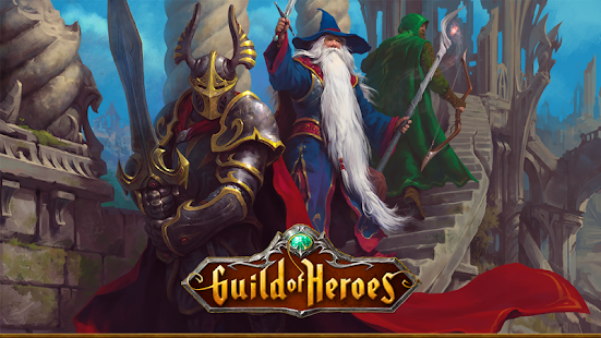 Guild of Heroes - fantasy RPG Capture d'écran