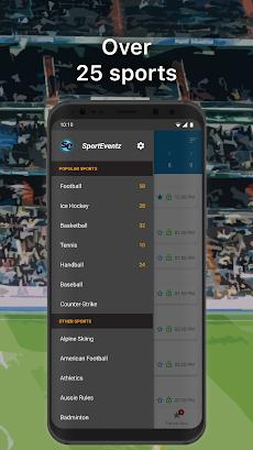 SportEventz - Live sport on TVのおすすめ画像5