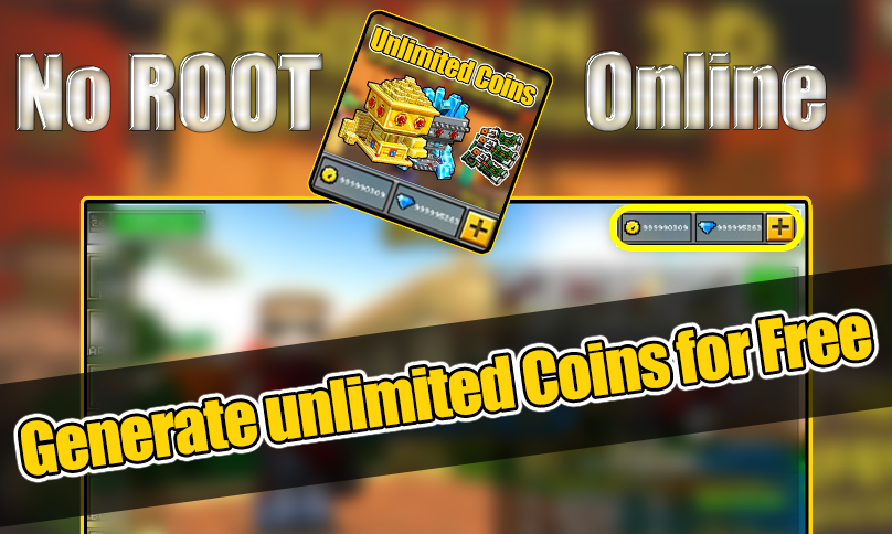 Coins For Pixel Gun 3D Prank- screenshot