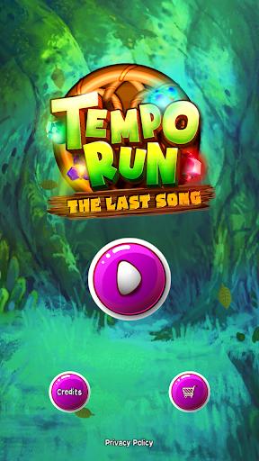 PSN Tempo Run: The Last Song