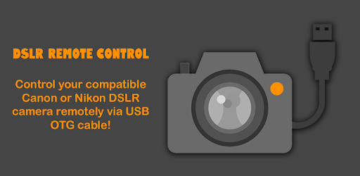 DSLR Remote Control - Apps on Google Play