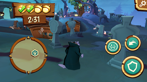 acron: attack of the squirrels! screenshot 2