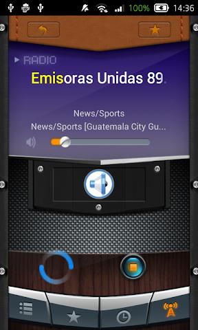 android Radio Guatemala Screenshot 4