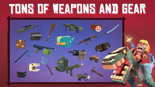 Dinos Royale - Savage Multiplayer Battle Royale 1.0 screenshots 3