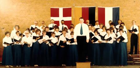 Photo: Dassendorf maj 1981