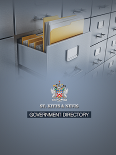 SKN Gov Directory- screenshot thumbnail