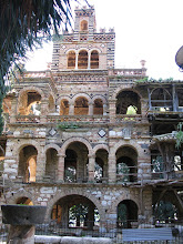 Photo: Is it a folly or a giant kid's play house - Parco G Colonna