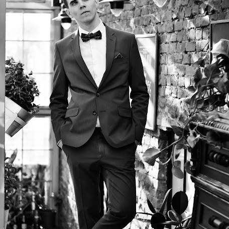 Wedding photographer Nikita Borisov (Fillipass). Photo of 20.11.2017