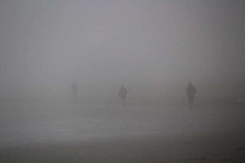 Figure nella nebbia di Rebecca97