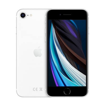 Apple iPhone SE 256GB White (gen 2)