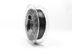 Fillamentum Black Flexfill 92A Filament - 1.75mm (0.5kg)