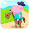 Kids Pony Race file APK Free for PC, smart TV Download