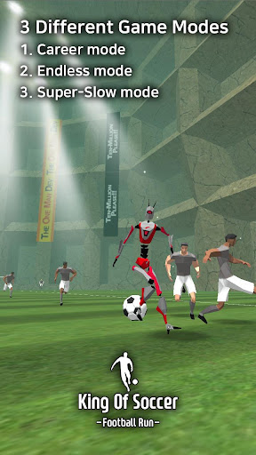 King Of Soccer : Football run 1.0.8.2 screenshots 3