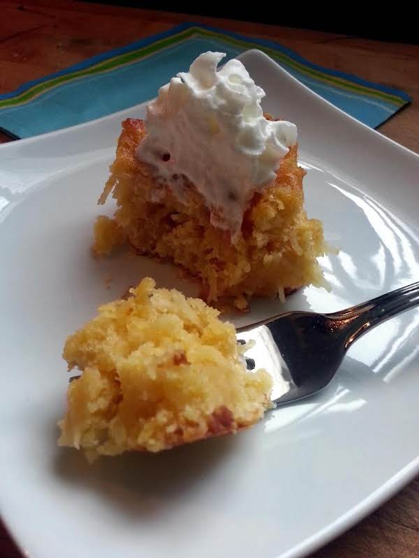 Pineapple Breakfast Cake Recipe