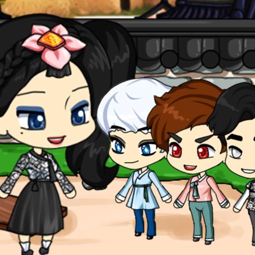 Hanbok Date - PrettyGirl\'s Lovely Date
