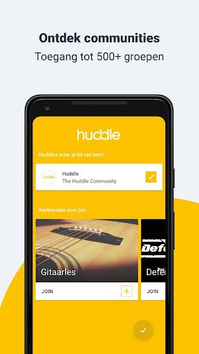 Huddle community & e-learning ss2