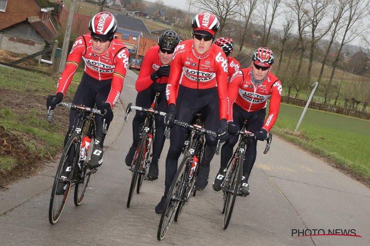 Drie Lotto's gaan resoluut voor dubbel Omloop Het Nieuwsblad en Kuurne-Brussel-Kuurne