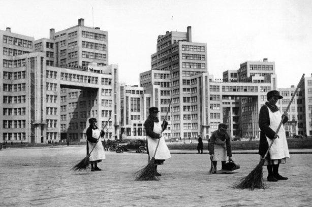 голодомор Харьков площадь