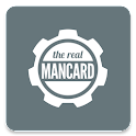 The Real Man Card icon