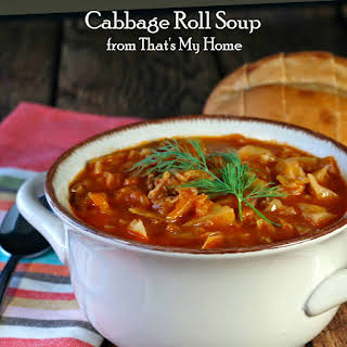 Cabbage Roll With Tomato Soup Recipes.