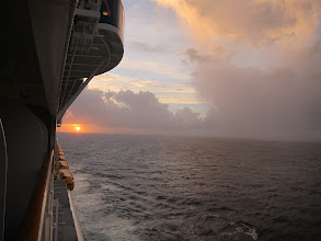 Photo: Sailing the Disney Dream