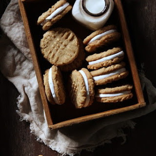 Peanut Butter Marshmallow Cookies Recipes