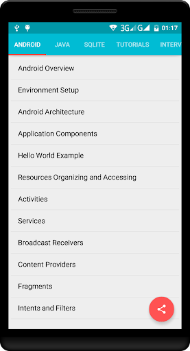 free learn android java version2 5