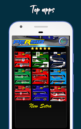 Mod Bussid Bola 1.1 screenshots 3