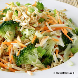 Oriental Coleslaw Salad Ramen Noodles Recipes.