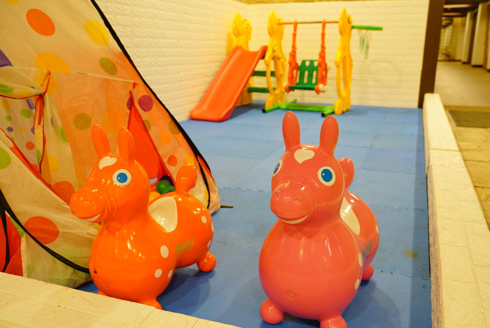 陽明山水兒童遊戲區-金山溫泉會館