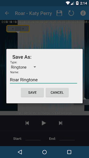 玩工具App|Set Ringtone Pro (mp3 cutter)免費|APP試玩