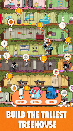Loud House: Ultimate Treehouse 1.4 Cheat screenshots 2