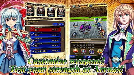 [Premium] RPG Heirs of the Kings APK screenshot thumbnail 5