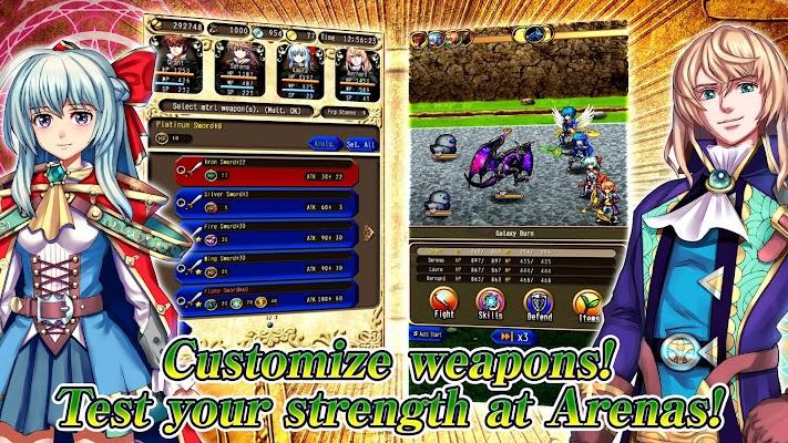 Heirs of the Kings Premium Screenshot Image