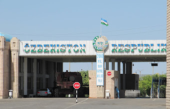Photo: Day 161 - Now in Uzbekistan