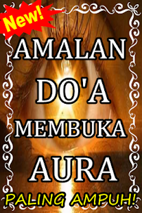 Amalan Doa Membuka Aura - náhled