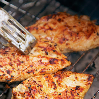 Cilantro Lime Ranch Grilled Chicken