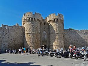 Photo: Rhodos oude stad / Rhodes old city.  www.loki-travels.eu
