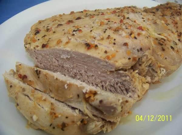 Wild Turkey Breast Recipe
