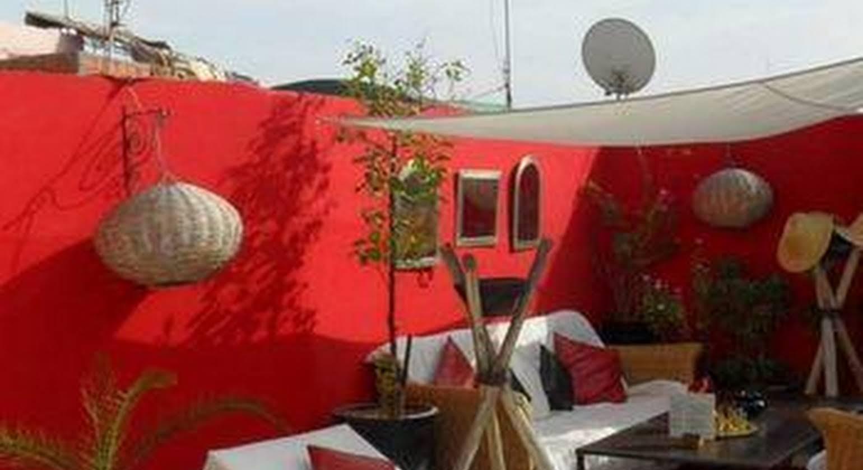 Riad Nejma Lounge
